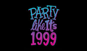 Party like 1999
